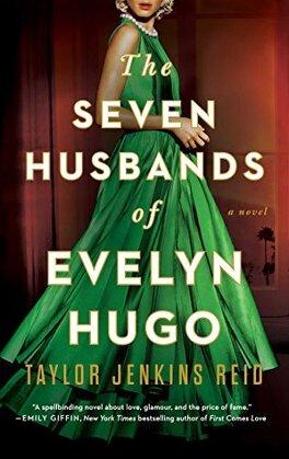 Couverture du livre : The Seven Husbands of Evelyn Hugo