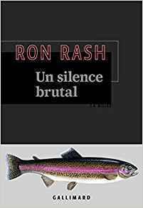 Couverture du livre : Un silence brutal