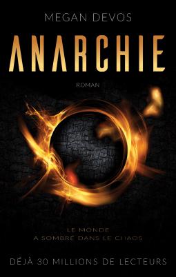 Couverture du livre : Anarchie
