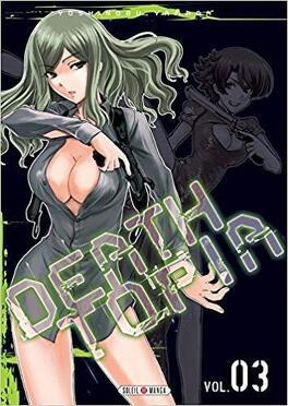 Couverture du livre : Deathtopia, tome 3