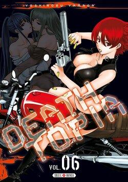 Couverture de Deathtopia, tome 6