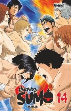 Couverture du livre : Hinomaru Sumo, Tome 14