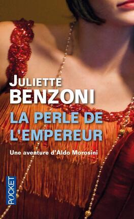 Couverture du livre : La Perle de l'Empereur
