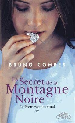 Couverture de Le secret de la Montagne Noire, tome 2 : La promesse de cristal