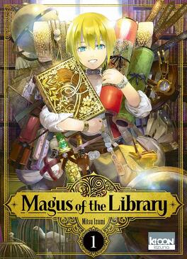 Couverture du livre : Magus of the Library, Tome 1