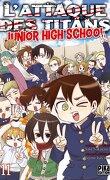 L'Attaque des Titans - Junior High-School, tome 11