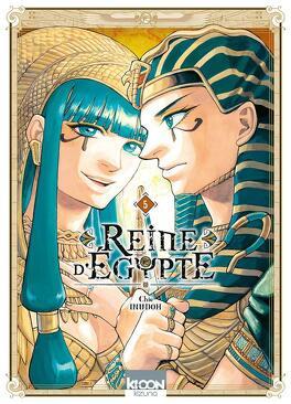 Couverture du livre : Reine d'Égypte, Tome 5
