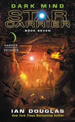 Couverture du livre : Star Carrier, Tome 7 : Dark mind