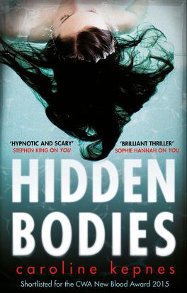 Couverture du livre : You, Tome 2 : Hidden Bodies