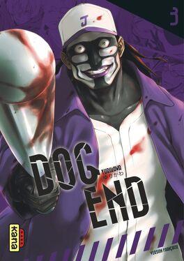 Couverture du livre : Dog End, Tome 3
