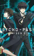 Psycho-Pass saison 2, tome 4