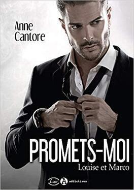 Couverture du livre : Promets-moi