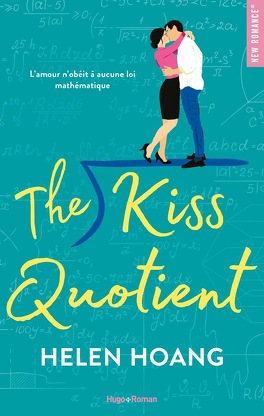 Couverture du livre : The Kiss Quotient