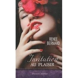 Couverture du livre : Invitation au plaisir