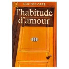 Couverture du livre : L'habitude d'amour