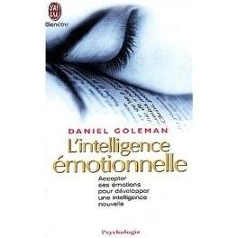 Couverture du livre : L'Intelligence émotionnelle