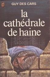 Couverture du livre : La Cathédrale de Haine