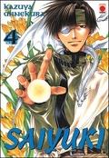 Saiyuki, tome 4