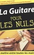 La Guitare pour les nuls + CD