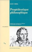 Propédeutique philosophique