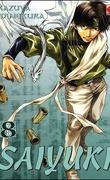 Saiyuki, tome 8