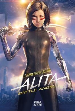 Couverture du livre : Alita: Battle Angel