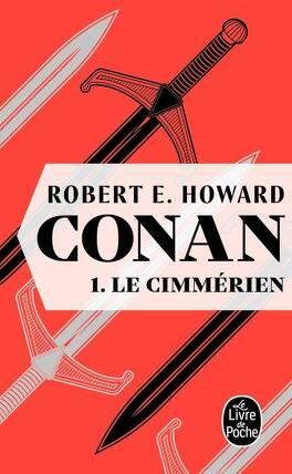 Couverture du livre : Conan, Intégrale Tome 1 : Le cimmérien