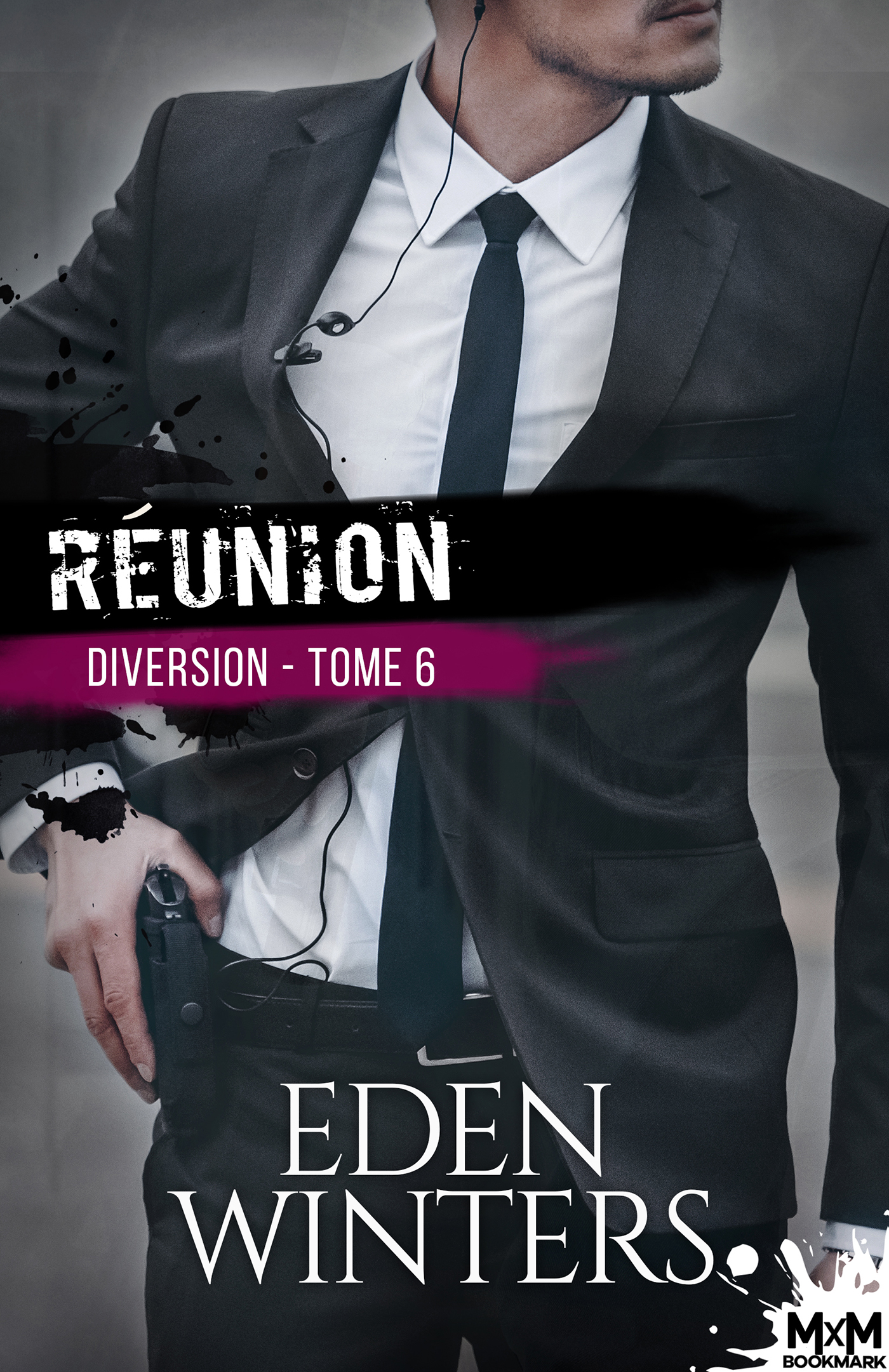Diversion - Tome 6 : Réunion de Eden Winters Diversion-tome-6-reunion-1159808