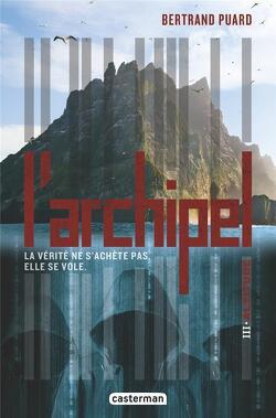 Couverture de L'Archipel, Tome 3 : Altitude