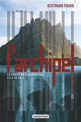 Couverture du livre : L'Archipel, Tome 3 : Altitude