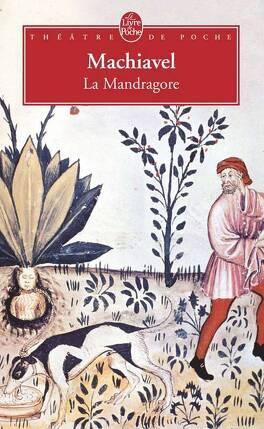 Couverture du livre : La Mandragore