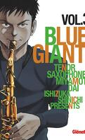 Blue Giant, Tome 3