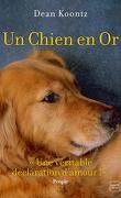 Un chien en or