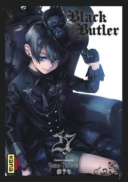 Couverture du livre : Black Butler, Tome 27