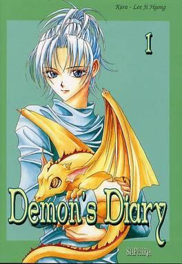 Couverture du livre : Demon's diary, tome 1