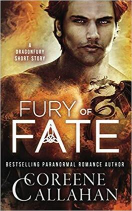 Couverture du livre : Dragonfury, Tome 4.5 : Fury of Fate