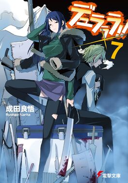 Couverture du livre : Durarara!! (Light Novel), tome 7