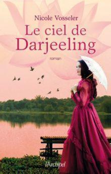 Couverture du livre : Le ciel de Darjeeling