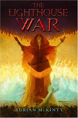 Couverture du livre : Lighthouse trilogy, tome 2 : The Lighthouse War