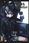 couverture Black Butler, Tome 27