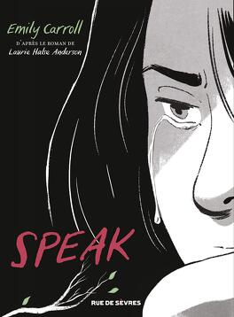 Couverture du livre : Speak (Bd)