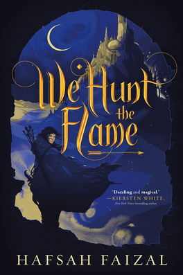 Couverture du livre : We Hunt the Flame