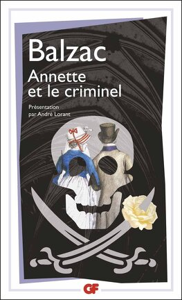 Couverture du livre : Annette et le criminel