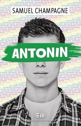 Couverture du livre : Antonin