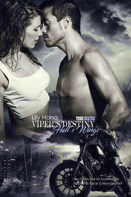 Couverture du livre : Hell's Wings, Tome 4 : Viper's Destiny