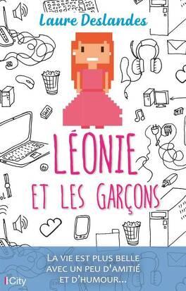 Couverture du livre : Léonie et les garçons