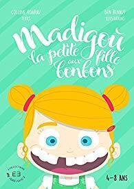 Couverture du livre : Madigoù, la petite fille aux bonbons