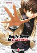 Battle Game in 5 Seconds, Tome 1