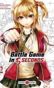 Battle Game in 5 Seconds, Tome 2