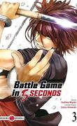 Battle Game in 5 Seconds, Tome 3